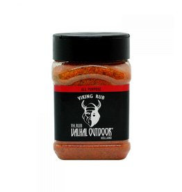 Valhal Outdoor All purpose BBQ rub - 225 Gram