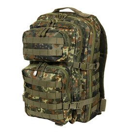 101 INC Backpack Mountain - 45 Liter - Flecktarn
