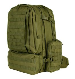 Rugzak assault 3-days - 60 Liter - Groen