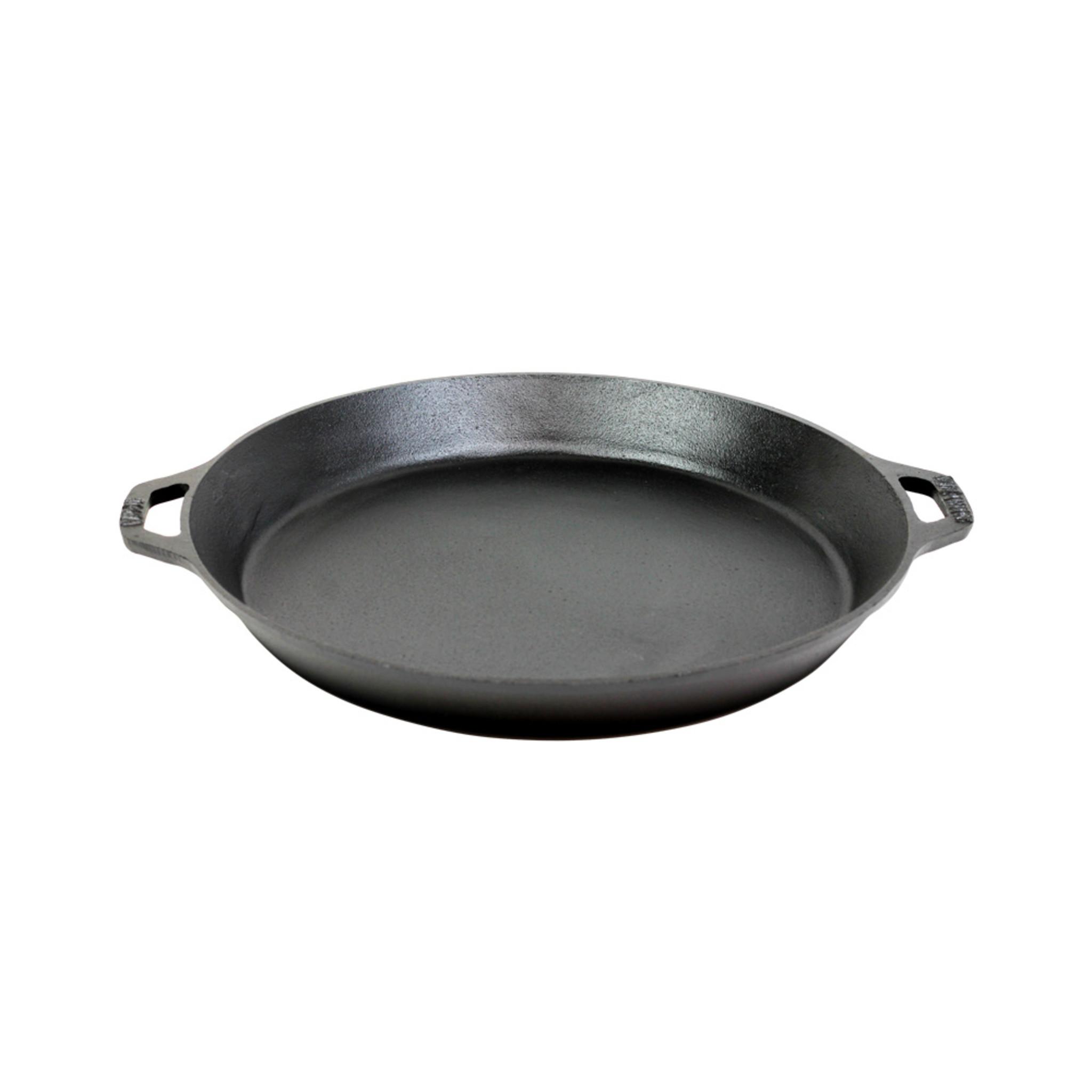 Valhal Outdoor Skillet - 50cm 2 handvatten