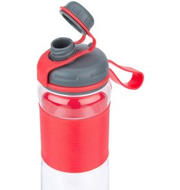 Avento® Drinkfles Twisted - 0,6L - ROZ