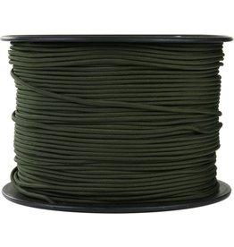 101 INC Paracord op rol 300m - Groen