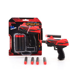 Serve & Protect Shooter starter set mini + 6 darts
