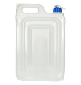 Highlander Flat Pack Water Carrier - 13L met Tapkraan