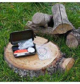 Survival Kit Waterproof - Groen