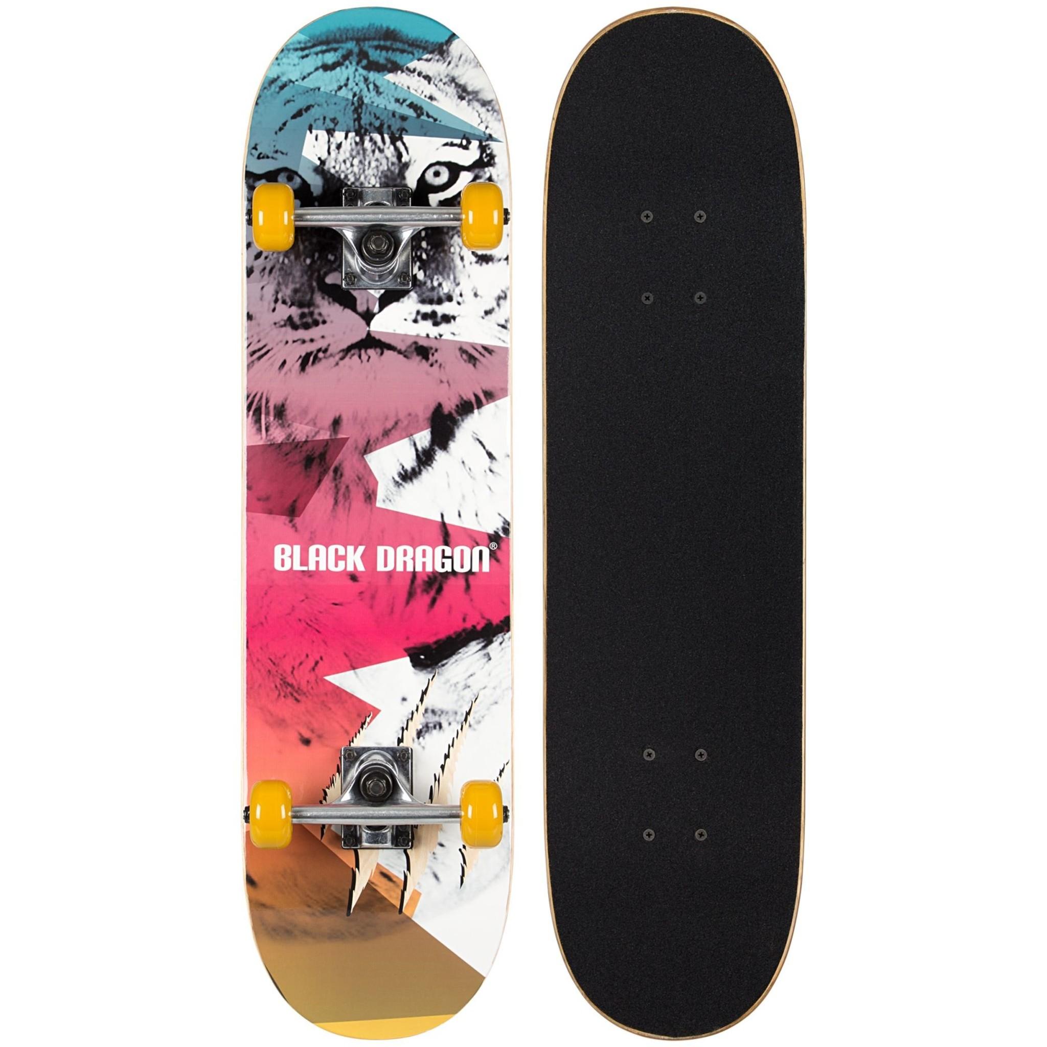 Black Dragon® Skateboard Street Natives - WGF