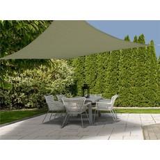 Schaduwdoek met UV bescherming UPF 50+ - 3x3 meter - Groen