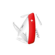 Swiza Zwitsers zakmes - TT05 Tick Tool