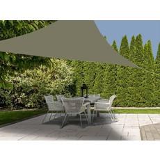 Schaduwdoek Driehoek met UV bescherming UPF 50+ - 3x3x3 meter - Groen