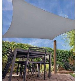 Schaduwdoek met UV bescherming UPF 50+ - 3x3 meter - Licht Grijs