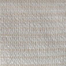 Schaduwdoek Open Structuur Driehoek - 3,6 m - Creme