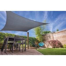 Schaduwdoek Open Structuur - 3x3 meter - Grijs