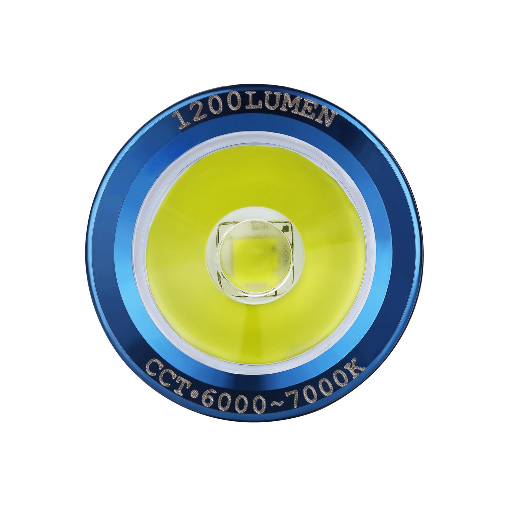Olight Zaklamp Baton 3 - Max 1200 Lumen