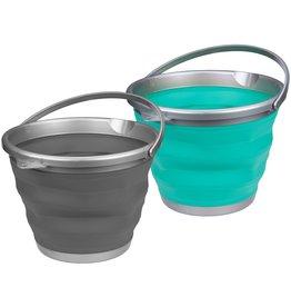 Abbey Camp® Emmer Opvouwbaar - 10 Liter