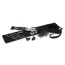 Abbey® Wandelstokken Telescopisch Verstelbaar Takezi - Set