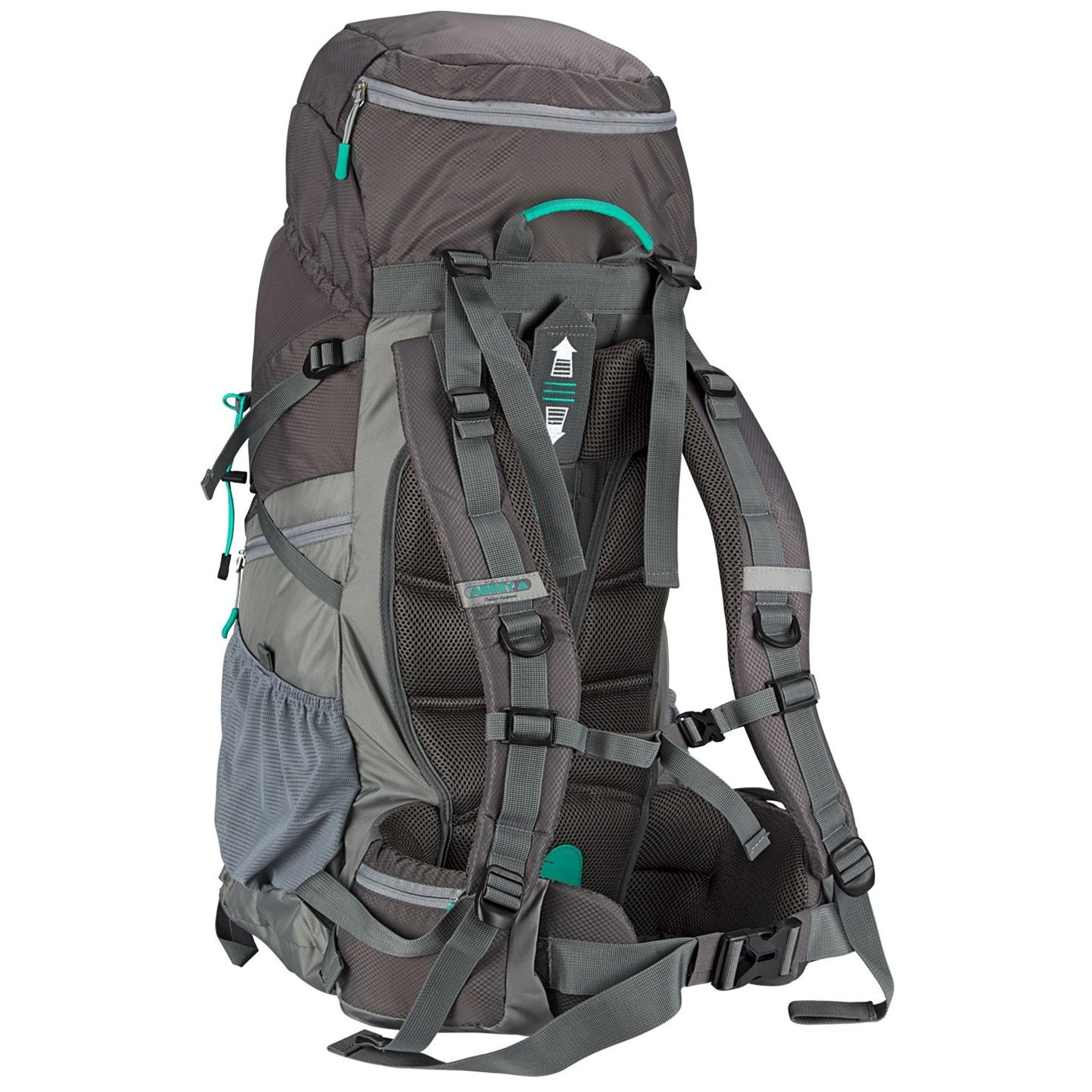 Abbey® Rugzak Trekking Sphere - 60L - met Verstelsysteem