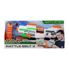 Tack Pro® Shooter Rattle Belt X met 40 darts, 50cm