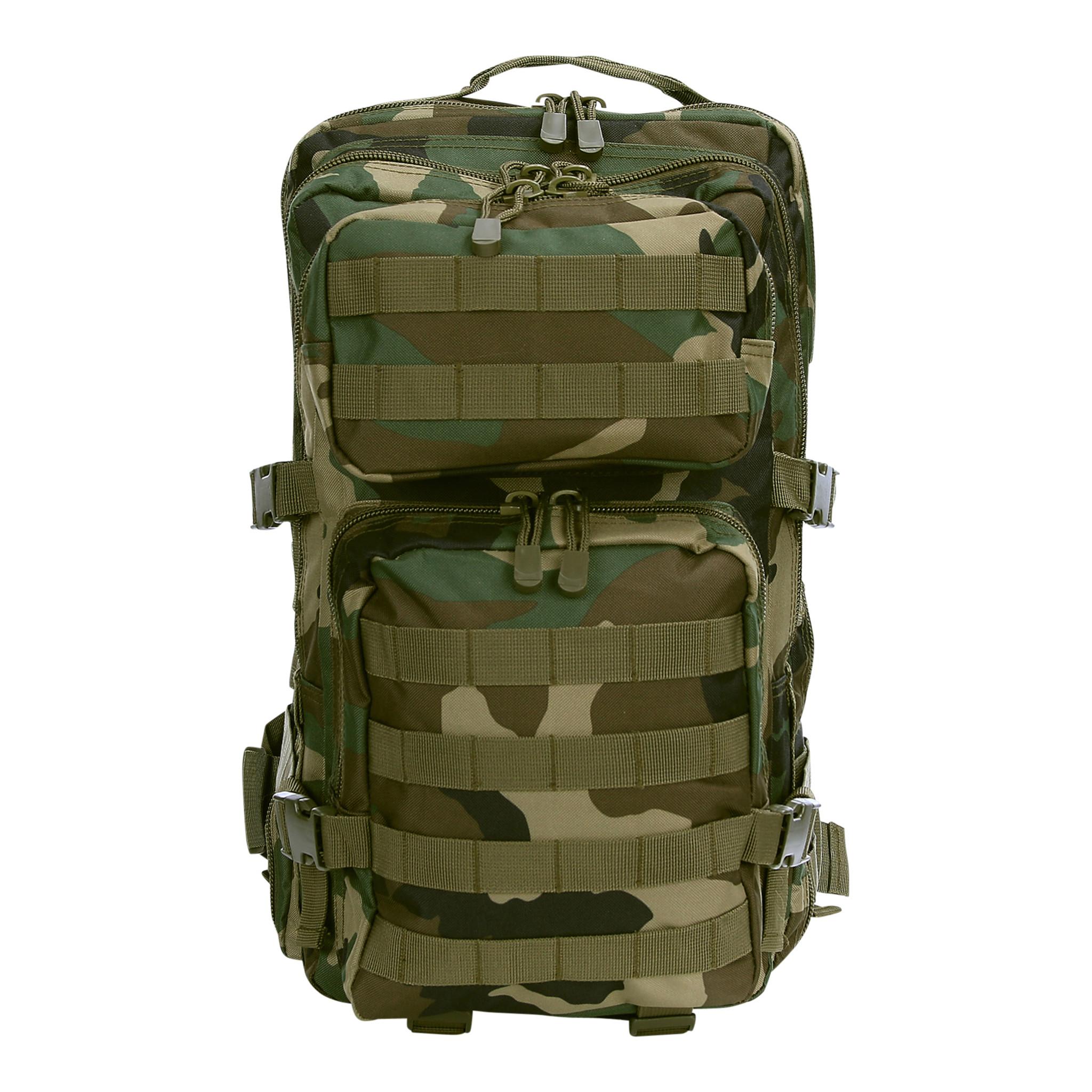 101 INC Backpack Mountain - 45 Liter - Woodland