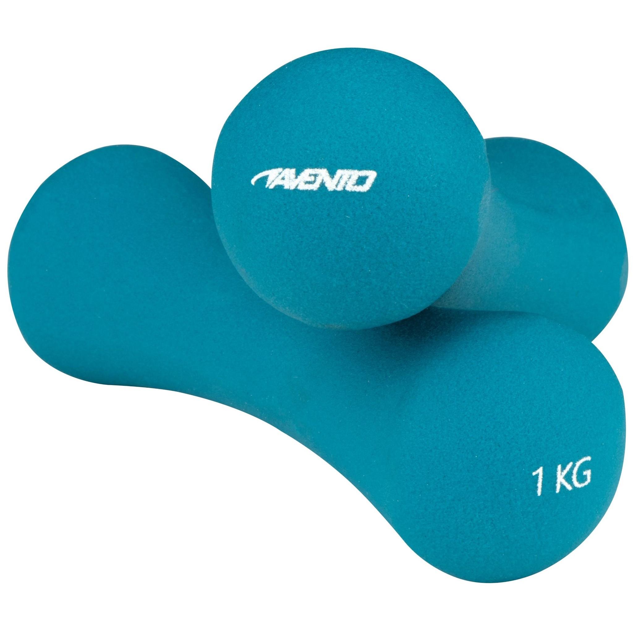 Avento® Handgewicht Set Bone - 2 x 1 Kg
