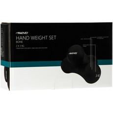 Avento® Handgewicht Set Bone - 2 x 3 Kg