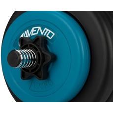 Avento® Halter Verstelbaar Kunststof - 15 Kg