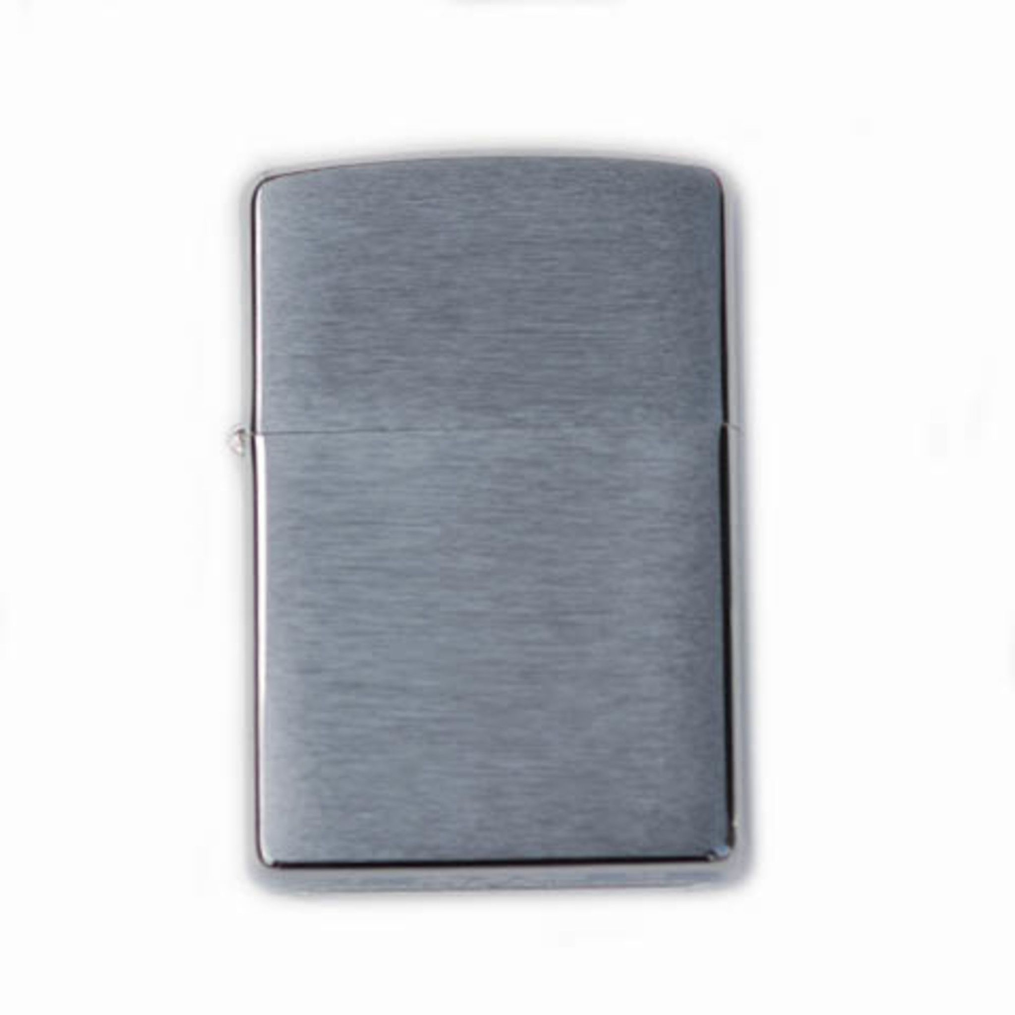 Zippo Aansteker Brushed Zilver
