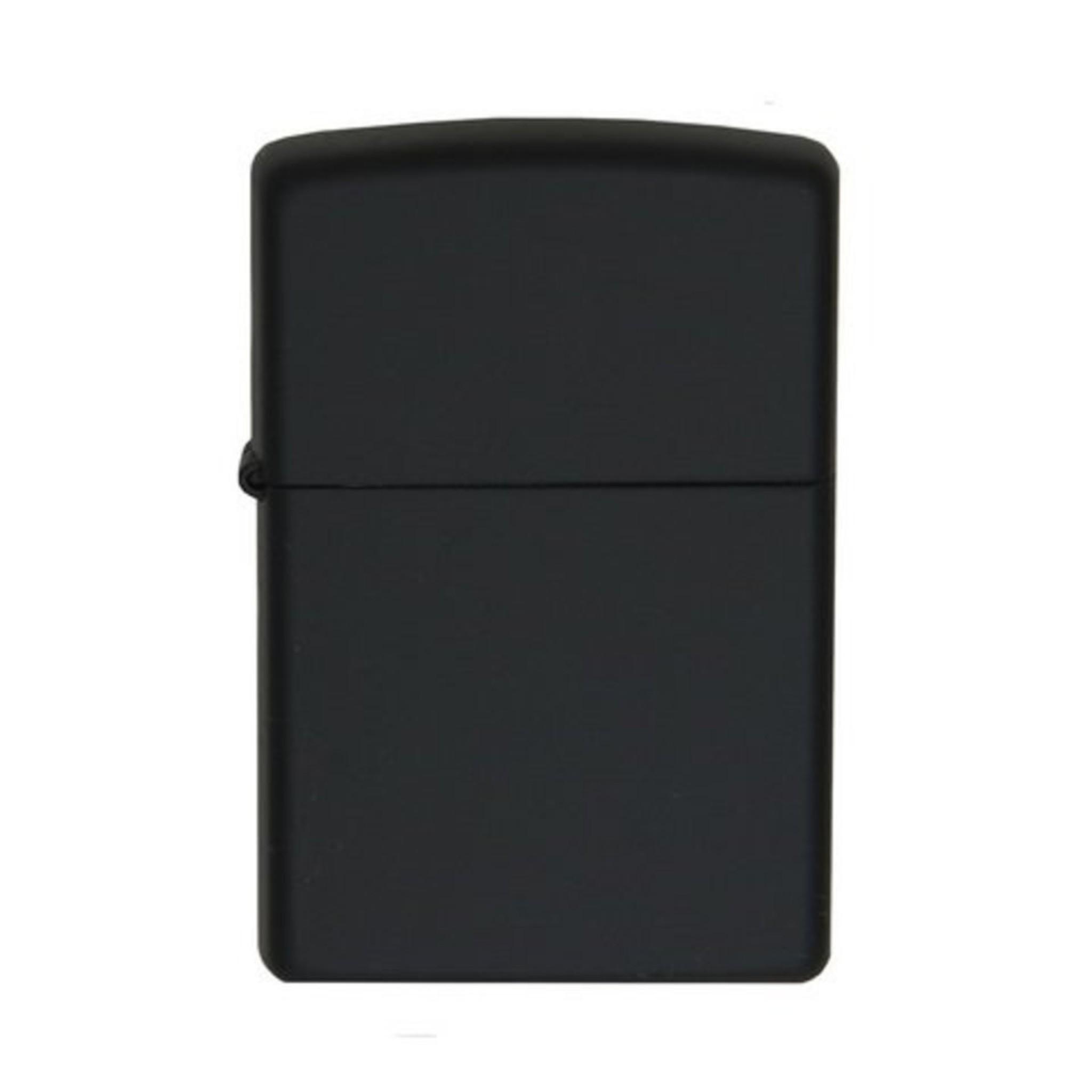 Zippo Aansteker Mat Zwart