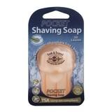 Pocket Shaving Soap Velletjes 50St