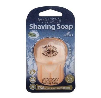 Sea To Summit Pocket Shaving Soap Velletjes 50St
