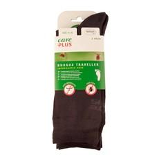 CarePlus Bugsoxtraveller Sokken Maat 41-43 Bundel 2-Paar