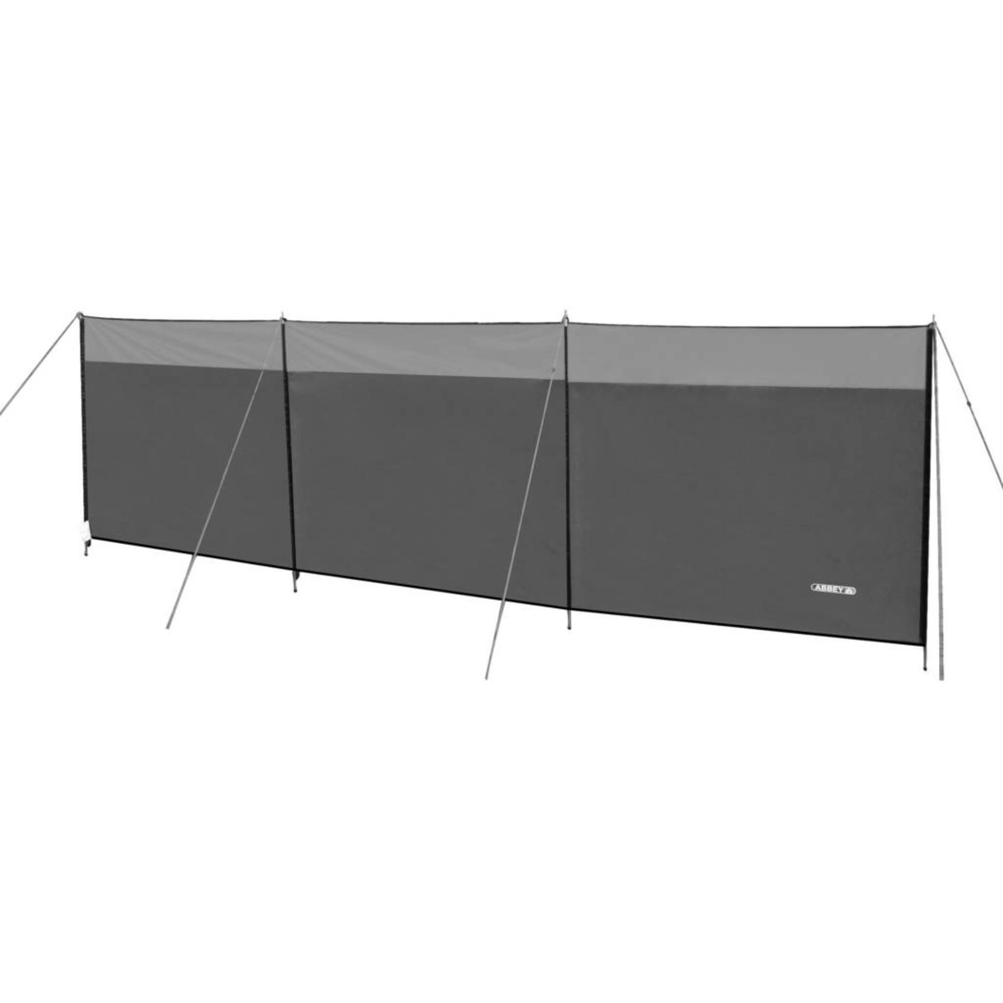 Abbey Camp® Windscherm Polyester 5 Meter