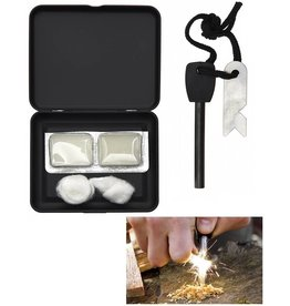 Fire Starter Set In Opbergbox