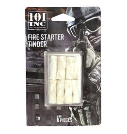 101 INC Fire Starter Tinder 8 Pack