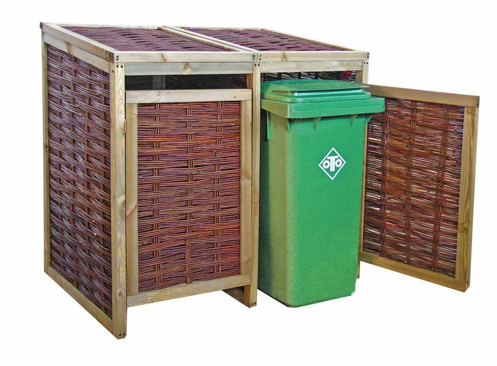 TuinChamp Container berging dubbel