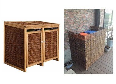 Container/Kliko ombouwen