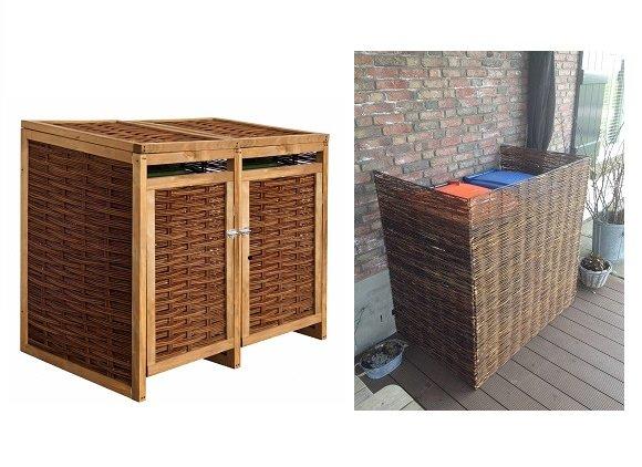 Container/Kliko ombouwen afbeelding