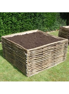 - Vegetable garden box Hazel 90x90x50 cm