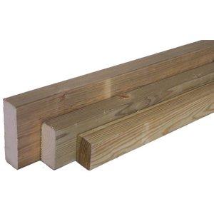 - Geïmpregneerde plank 46 x 66