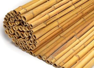 Bamboematten ca: 20-28 mm dik
