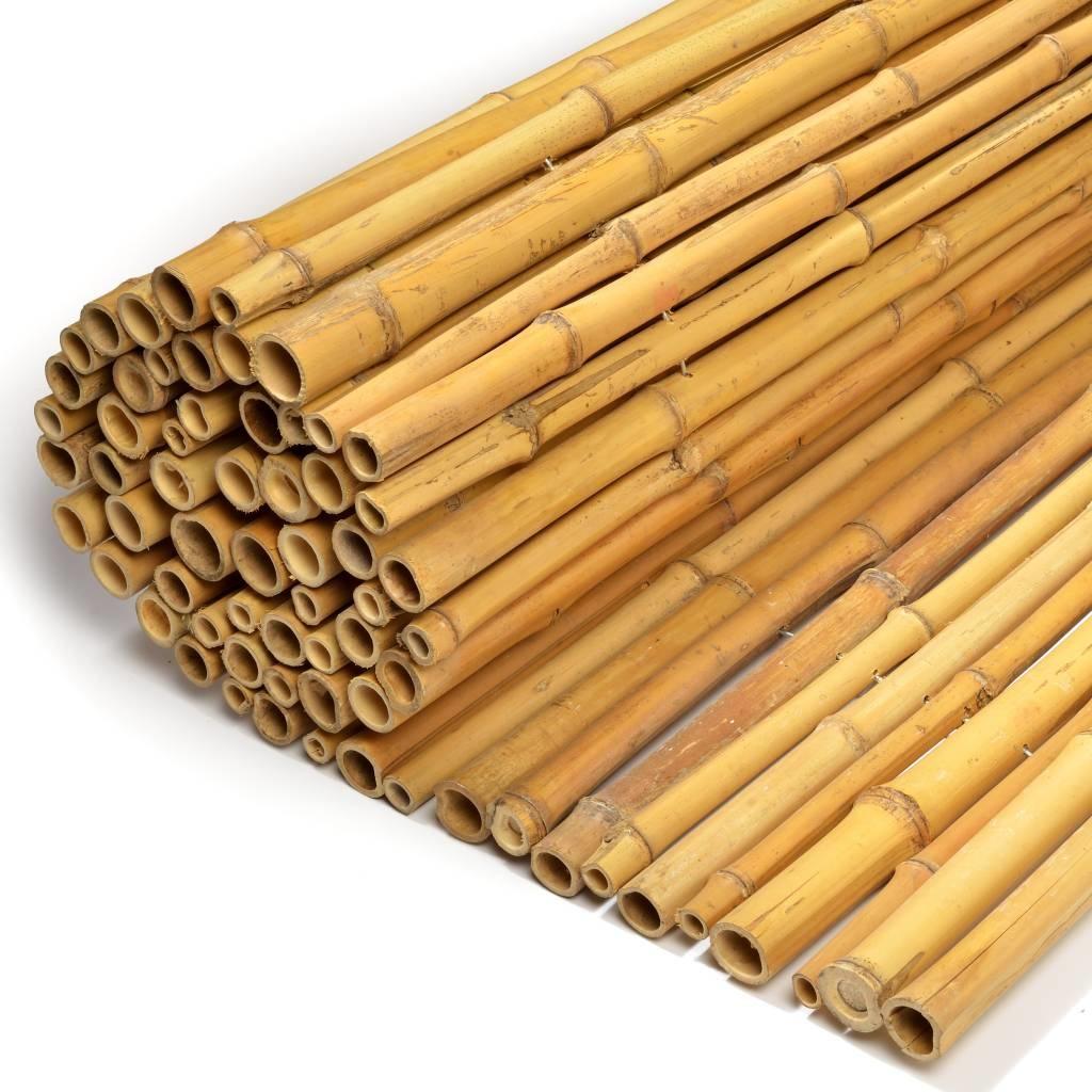 Bamboematten ca: 20-28 mm dik afbeelding