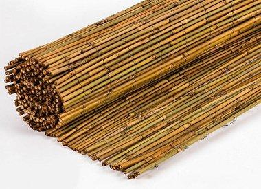 Bamboematten ca: 10-12 mm dik