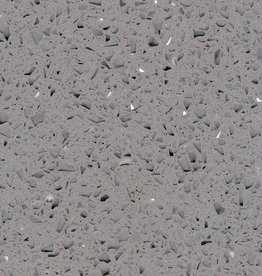 Starlight Grey Quartz Stone Tiles Polished, Chamfer, Calibrated, Premium quality 1st choice in 60x30x1 cm