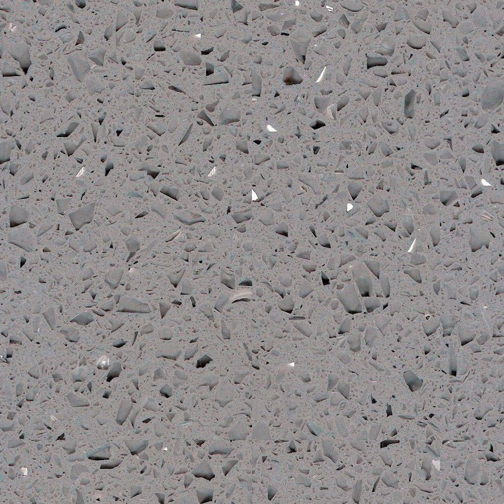Starlight Grey quartz stone composite