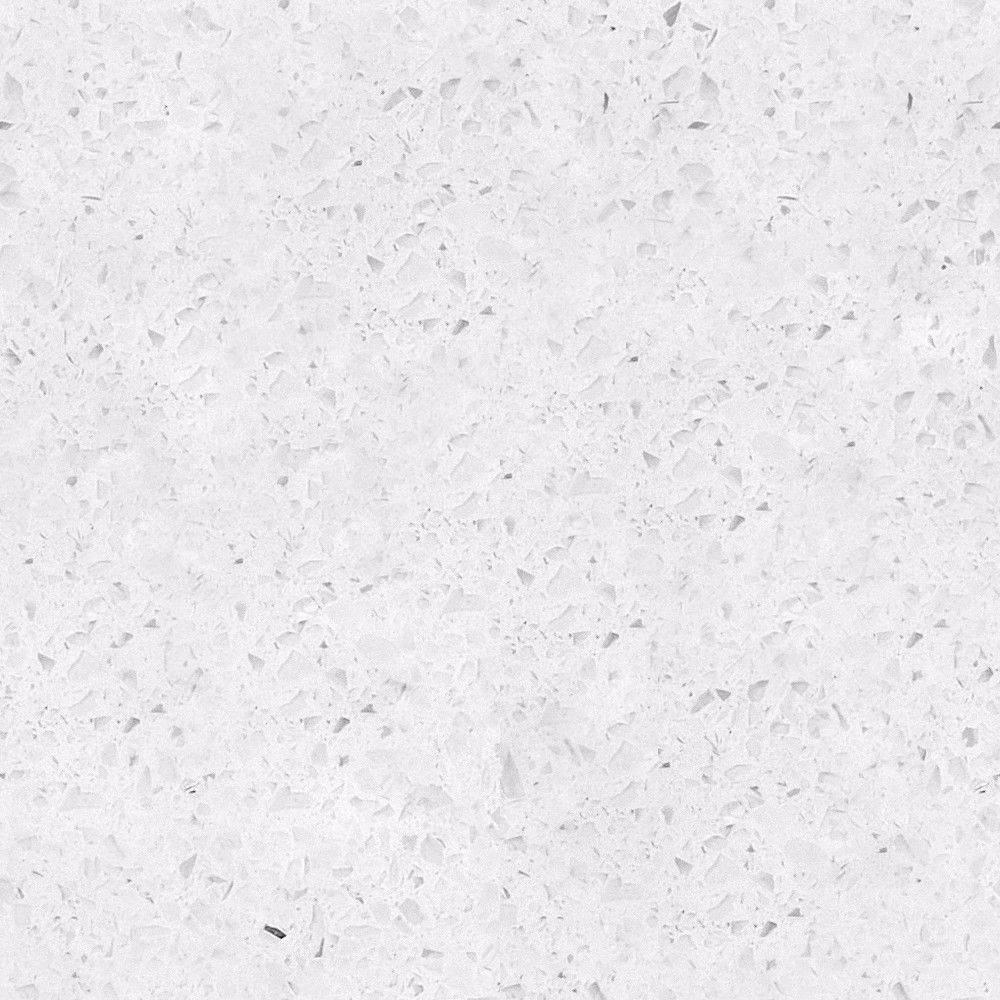 Starlight White quartz stone composite