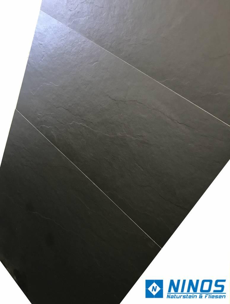 Ardesia Black Floor Tiles