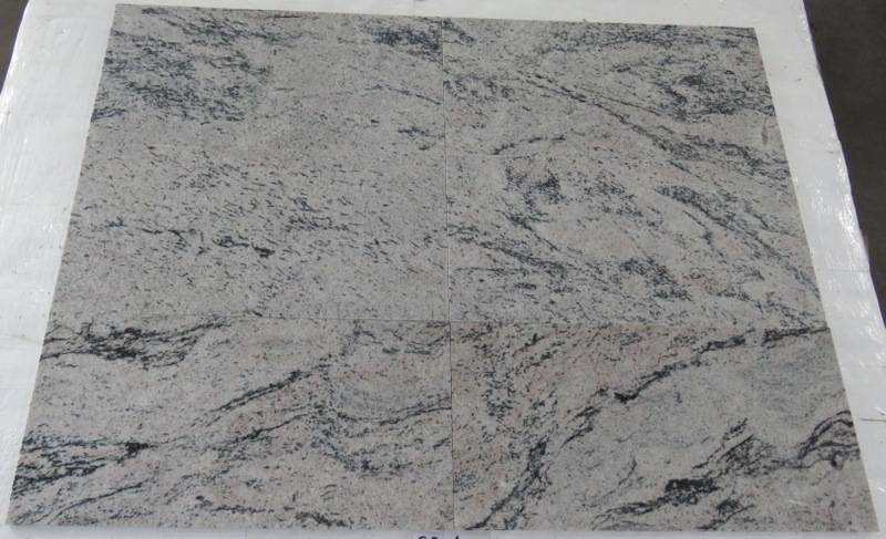 Meera White Granite Tiles