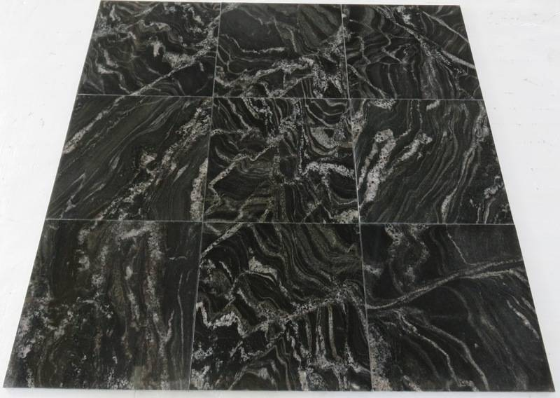 Black Forest Dalles en granit