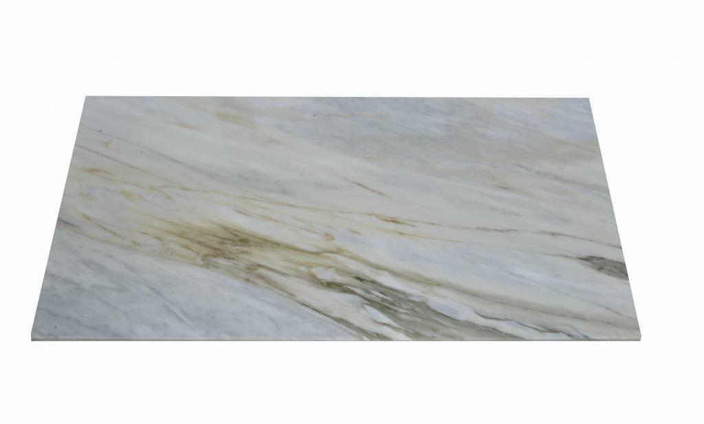 Calacatta Bluette Marmer tegels