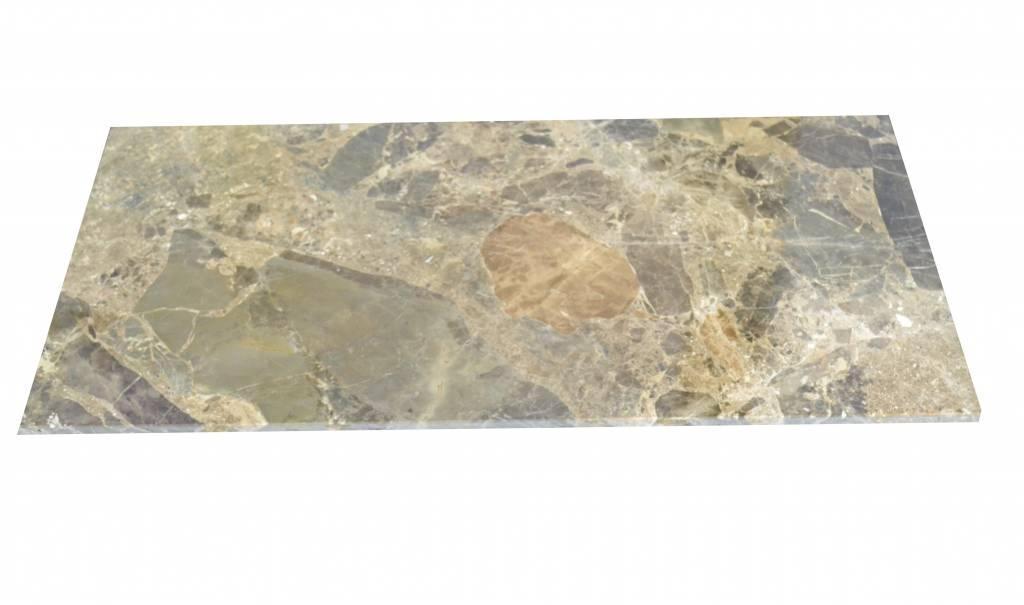 Paradiso Brown Marmorfliesen