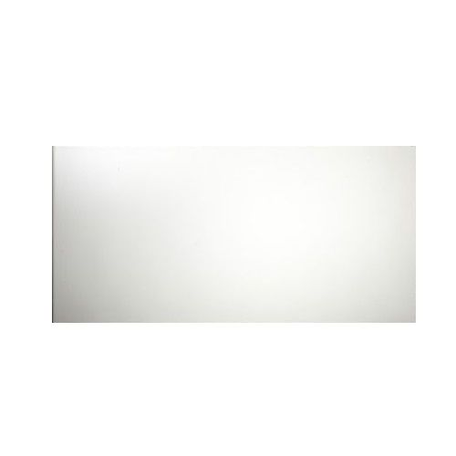 Biały uni Mat sciana płytki